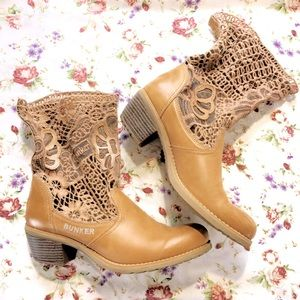 Free People Bunker Boots